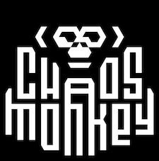 Chaos Monkey Logo